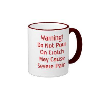 Don't Cry Over Spilt Coffee Ringer Mug