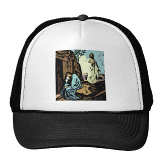 Don't Cry, The Tomb is Empty Trucker Hat