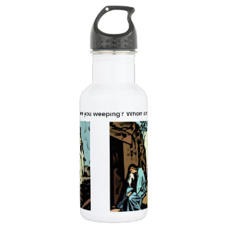 Don't Cry, The Tomb is Empty Water Bottle