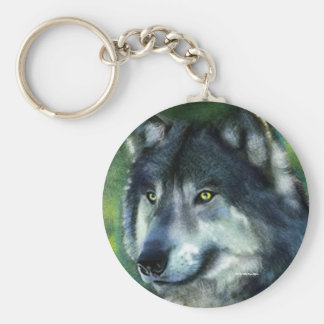 Don't Cry Wolf  KeyChain