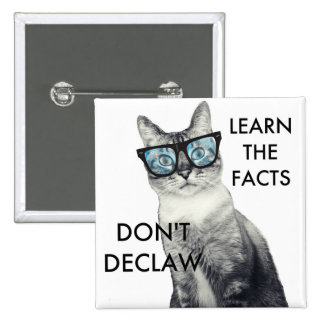 Don't Declaw Button