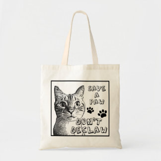 Don't Declaw Tote