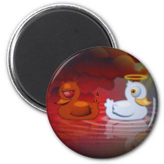 Don't Disturb My Circles 2 Inch Round Magnet
