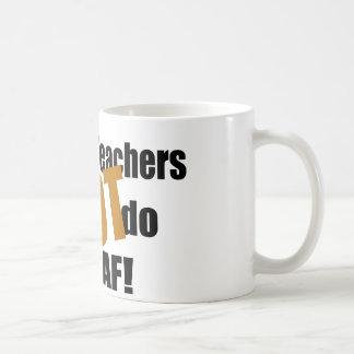 Don't Do Decaf - 1st Grade Coffee Mug