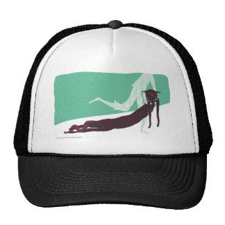 Don't drag the cat trucker hat