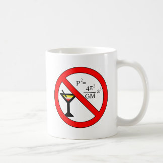 Don't Drink and Derive Mug