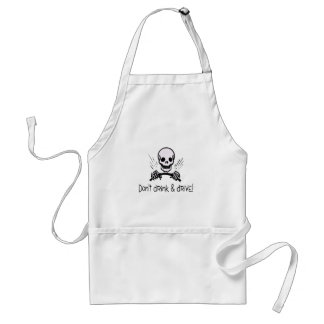 Dont Drink And Drive Aprons