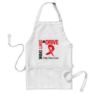 Don't Drink and Drive Aprons