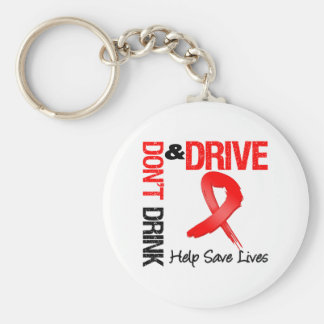 Don't Drink and Drive Keychains