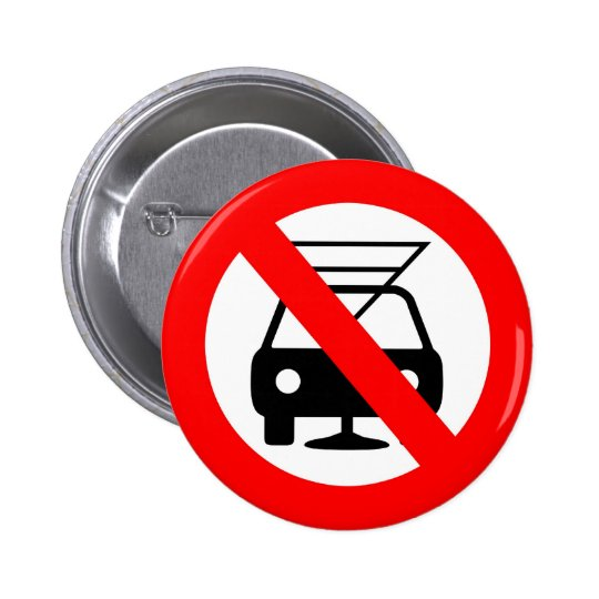 Dont drink and drive pinback button