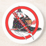 Don't Drink And Fly Beverage Coasters
