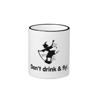 Dont Drink And Fly Mug