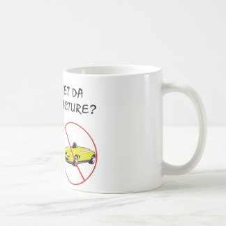 Don't Drink & Drive Coffee Mug
