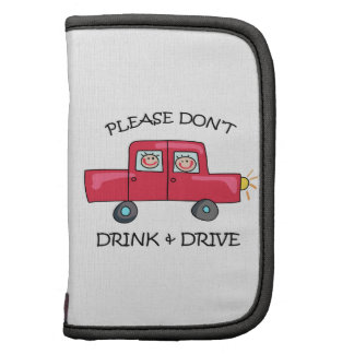 DONT DRINK & DRIVE ORGANIZER