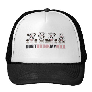 Don't Drink My Milk Cap