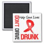 Don't Drive Drunk - Help Save Lives Fridge Magnets