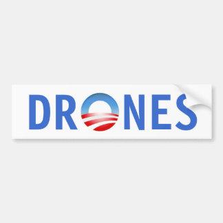 Don't Drone Me, Bruh! Bumper Sticker