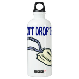 Dont Drop The Soap Water Bottle