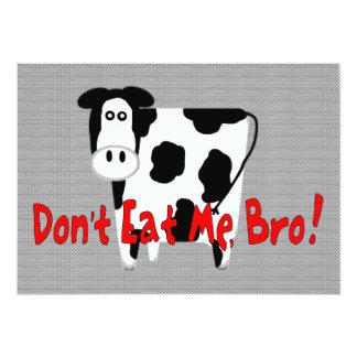 Don't Eat Me, Bro! Card