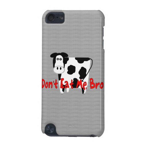 Don't Eat Me, Bro! iPod Touch (5th Generation) Cover
