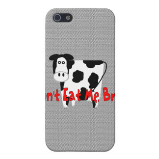 Don't Eat Me, Bro! iPhone 5/5S Cover