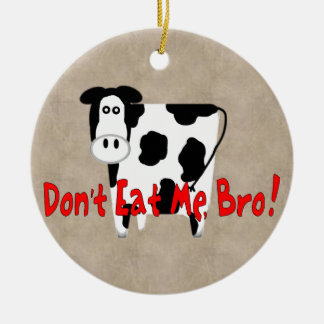 Don't Eat Me, Bro! Ornaments