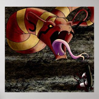 Don't eat me   Huge snake   TAOFEWA Manga Poster