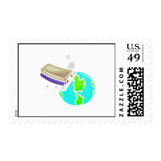 dont erase out planet postage stamps