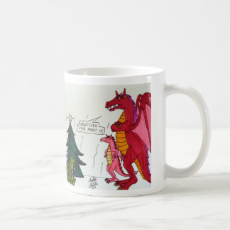 Don't Even Think About it! Coffee Mug