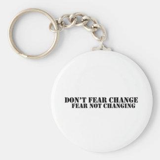 Don't Fear Keychain