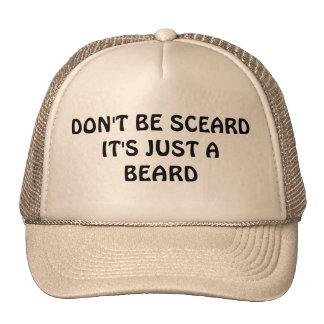 Don't Fear the Beard Trucker Hat