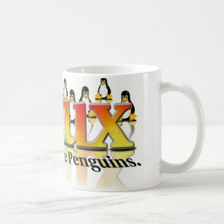 Don't fear the Penguins Coffee Mug