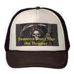 Don't Fear the Reaper. Mesh Hats