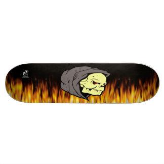 Don't Fear the Reaper Skateboard Deck