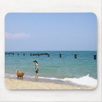 Don't Fear The Water! Mouse Pad