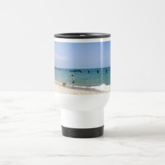Don't Fear The Water! Travel Mug