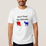 Don't Feed the Animals! v2 Shirts