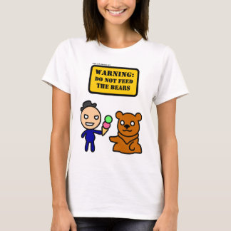 Dont Feed the Bears! ice-cream edition T-Shirt