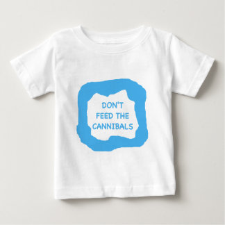 Don't feed the cannibals .png t-shirt