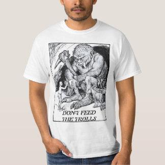 Dont Feed the Trolls 2 Shirt