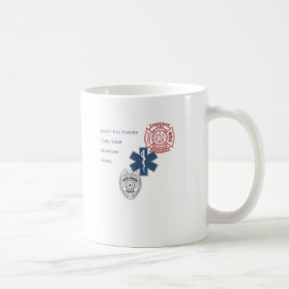 Don't Fly Faster Then Your Guardian Angel Mug