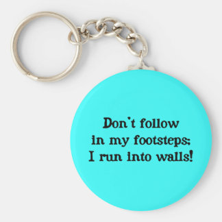 Don't follow keychain