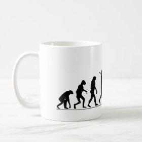 don't follow me - Funny Mug mug