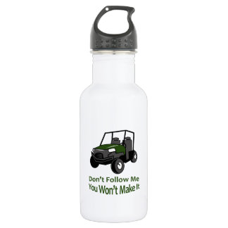 DONT FOLLOW MW STAINLESS STEEL WATER BOTTLE