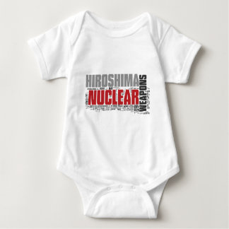 Don't forget Hiroshima Baby Bodysuit