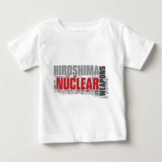 Don't forget Hiroshima Baby T-Shirt