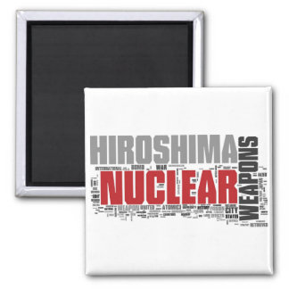 Don't forget Hiroshima Magnet