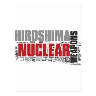 Don't forget Hiroshima Postcard
