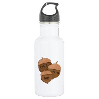 Dont Forget Me Stainless Steel Water Bottle
