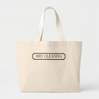 (Don't Forget the) Dry Cleaning Label Tote